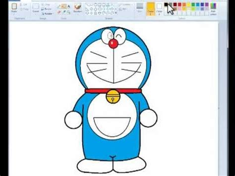 painting for doraemon how to draw the yellow angry bird step by step funnydog tv
