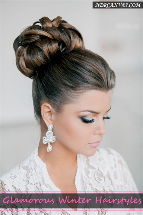 glamorous hairstyles images 45 glamorous winter hairstyles you will fall in love with