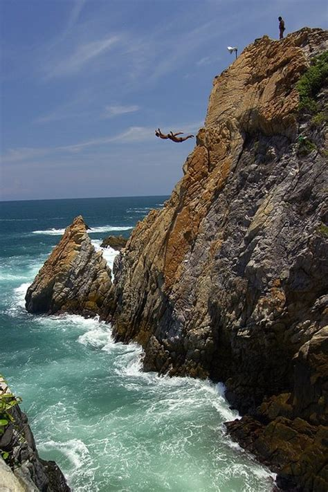 la quebrada acapulco la quebrada acapulco travel been there done that