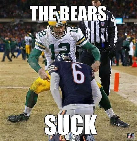 Bears Suck Meme - 19 best images about bears suck on pinterest football