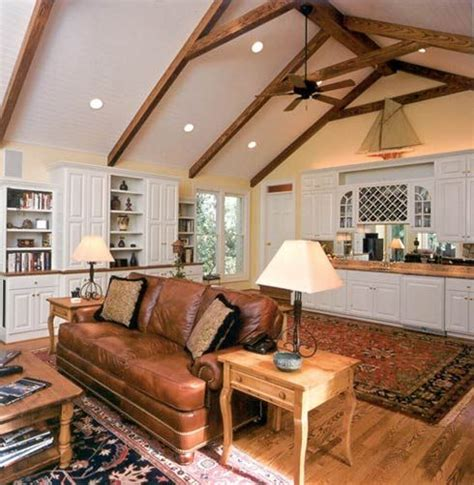 cathedral ceiling beams pin by mandy tilley nace on our future house pinterest