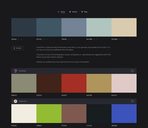 color palette generator from image 17 best ideas about palette generator on color