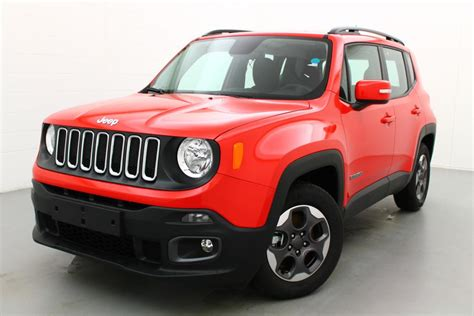 Jeep Turbo Jeep Renegade Longitude Turbo 140 Ddct 2wd Reserve