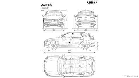Abmessungen Audi Q5 by 2018 Audi Q5 Dimensions Hd Wallpaper 60