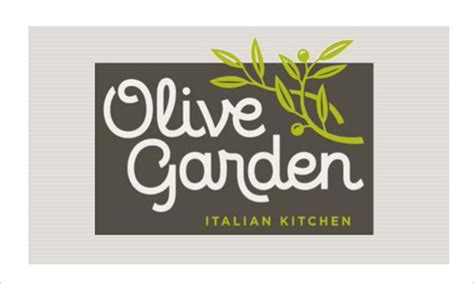 Olive N Garden Is Olive Garden S New Logo As Wretched As Everyone Says Adweek
