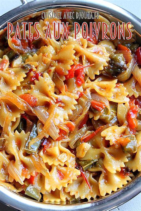 cuisine poivron cuisiner des poivrons poivrons confits recette de