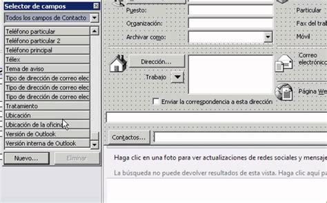 formulario 2010 who crear formularios en outlook 2010 youtube
