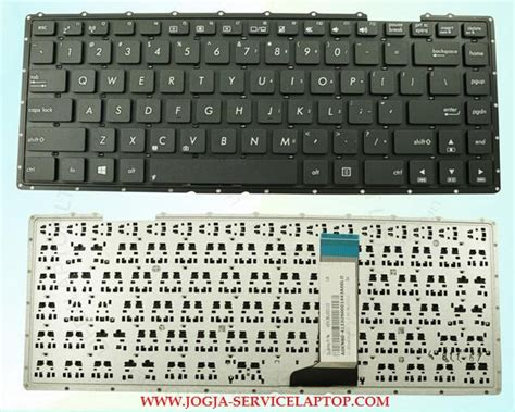 Keyboard Laptop Asus jual keyboard laptop asus x452 x453 x455 jogja service