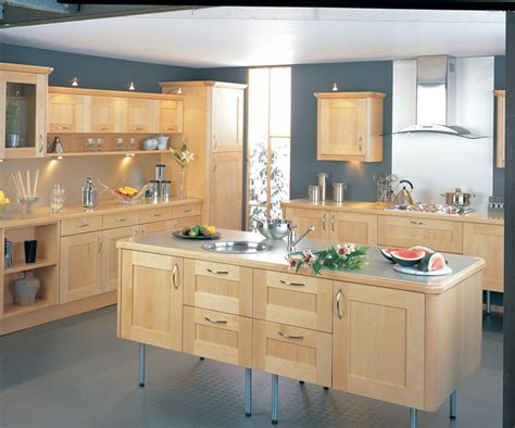 kitchen wall colors with maple cabinets seamless quality kitchens at dewhirsts interior design