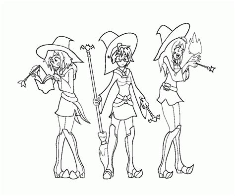coloring pages of every witch way every witch way sheets coloring pages