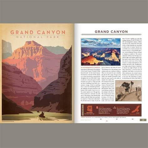national parks coffee table book national parks 160 page cover coffee table book