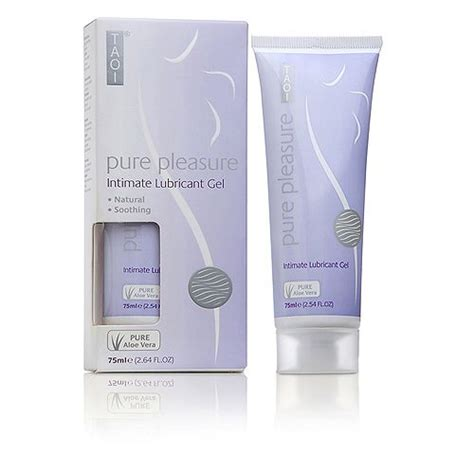 taoi pure pleasure lubricant gel bedroom pleasures