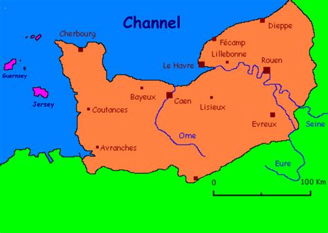 normandy map file normandy map png