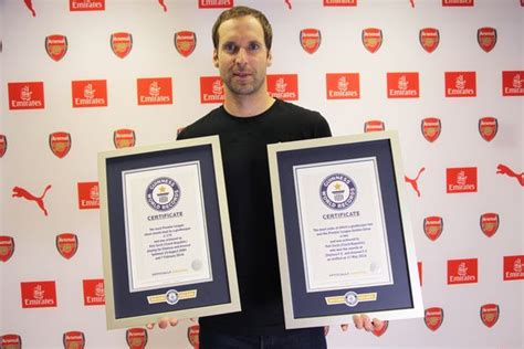epl most clean sheets arsenal goalkeeper petr cech reveals save he is most proud