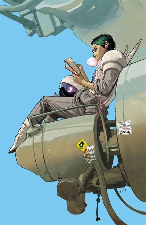 Talon Saga Our Top 8 saga ace comics uk and comic shop