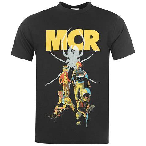 T Shirt Mcr official my chemical t shirt mens killjoys pin up