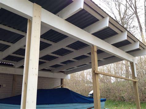 konstruktion carport carport m pl 229 ttak hur efterkonstruera innertak f 246 r f 246 rr 229 d