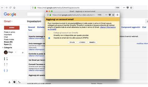 porta pop gmail libero mail su gmail la procedura facile e pratica per