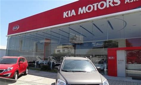 Kia Motors Dealerships Kia Motors To Open 21 Dealerships In 10 Mexican Cities