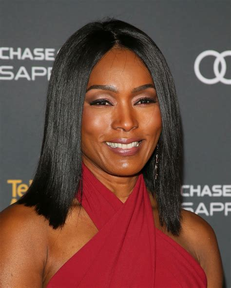 Angela Bassett Hairstyles by Angela Bassett Medium Cut Medium Cut