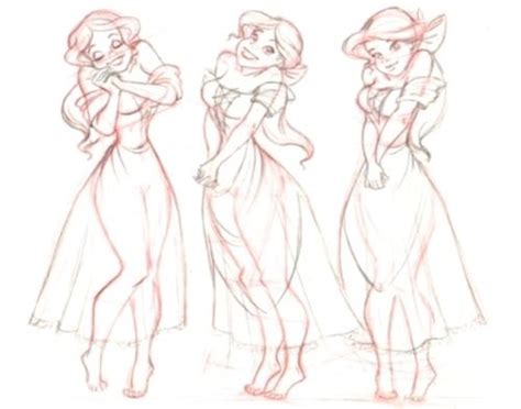 sketchbook pro lineart tutorial disney concept for the three silly or the