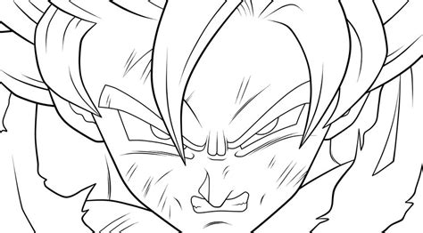 dragon ball z goku super saiyan 2 coloring pages dragon ball z coloring pages dragon ball z goku super
