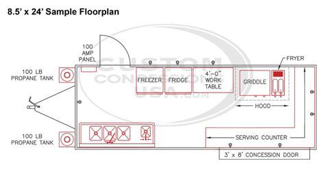 concession trailer floor plans 28 food concession trailer floor plan floorplans food concession trailer floor plans food