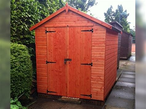 Tiger Sheds by Tiger Shiplap Windowless Apex Shed Apex Shiplap Sheds