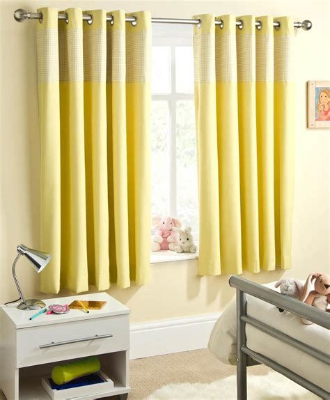 Yellow Curtains For Bedroom Yellow Curtains For Bedroom Lecrafteur