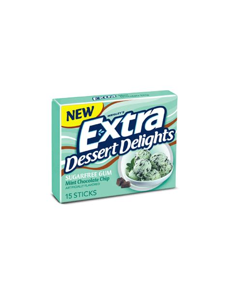 extra dessert delights gum review giveaway 3 winners mommies with cents - Extra Giveaways