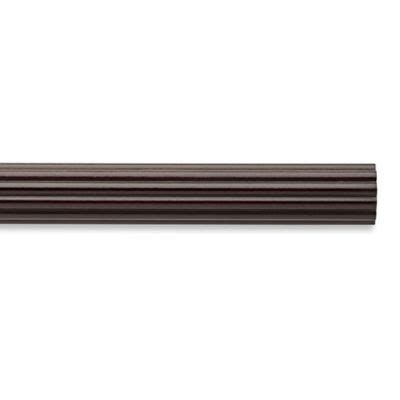cambria wood curtain rods buy cambria decorative window curtain rods from bed bath