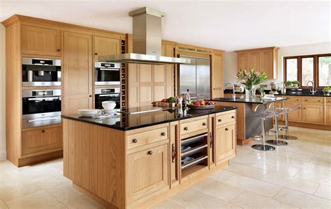 oak kitchen ideas the 30 best kitchen island designs mostbeautifulthings