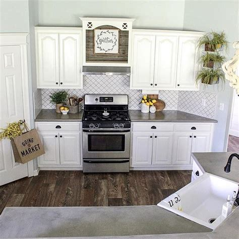 sherwin williams alabaster cabinets cottonstem com farmhouse kitchen white cabinets sherwin