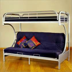 popular fusion in the furniture futon bunk bed