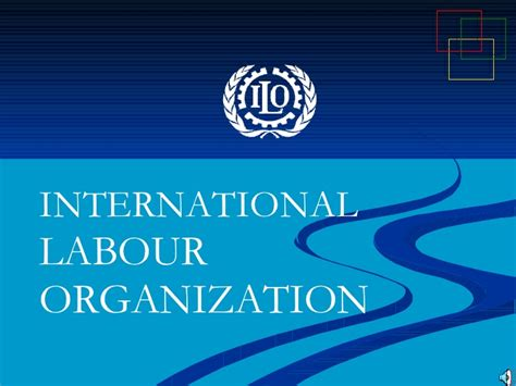 Why International Organization introduction to the ilo