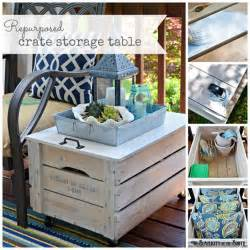 diy home ideas 25 creative ways to recycle wooden crates