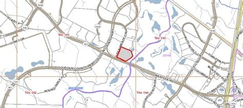 Loudoun County Property Records Equinix Deal In N Virginia Data Center Market May Push Land Prices Up Data Center