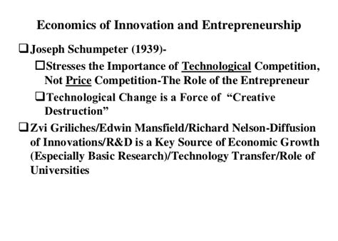 Mba Innovation And Entrepreneurship by 2012 06 13 Economic Growth And Academic Entrepreneurship