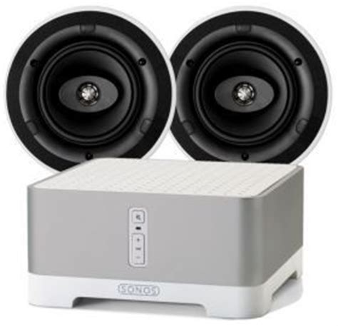 How To Connect Ceiling Speakers by Sonos Connect Kef Ci160cr Ceiling Speakers 163 630 Floor For Audio