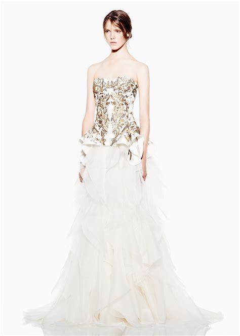 burton for mcqueen regal wedding dress