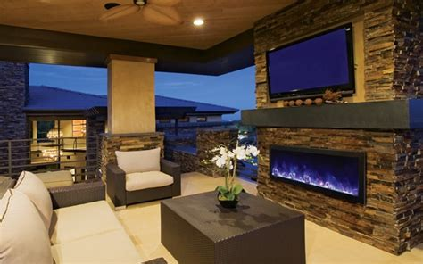 outdoor fireplaces part of a year backyard