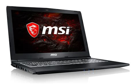 Msi Notebook Gl62m 7rex msi gl62m 7rex 1697fr achetez au meilleur prix