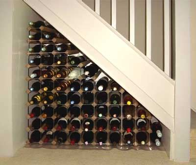 Under Stairs Wine Closet by Creative Ideas To Revamp Your Under Staircase Space