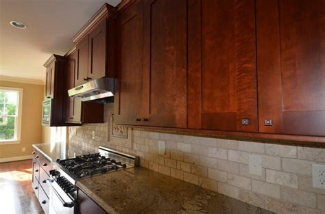 cognac color kitchen cabinets shaker cognac cabinet pictures