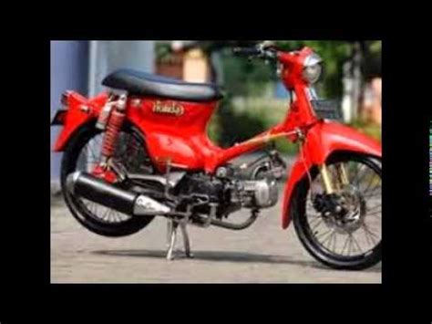 Modifikasi Honda Kalong by Modifikasi Motor Honda Kalong