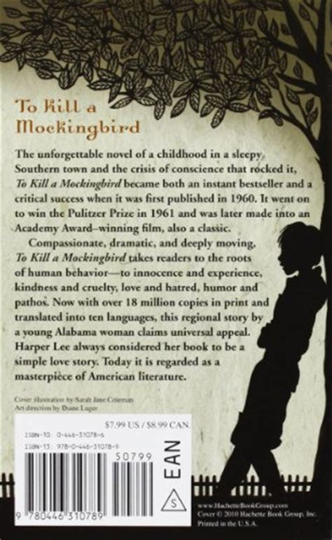 Book Reports On To Kill A Mockingbird by To Kill A Mockingbird By Paperback Free