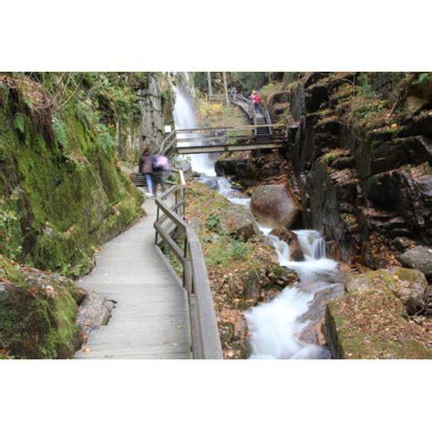 the new hshire division of parks and recreation flume