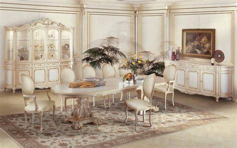 luxus esszimmer biedermeier st 252 hle exklusive sessel und