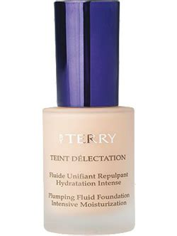 by terry teint delectation plumping fluid foundation shade buy by terry plumping fluid foundation melissa meyers