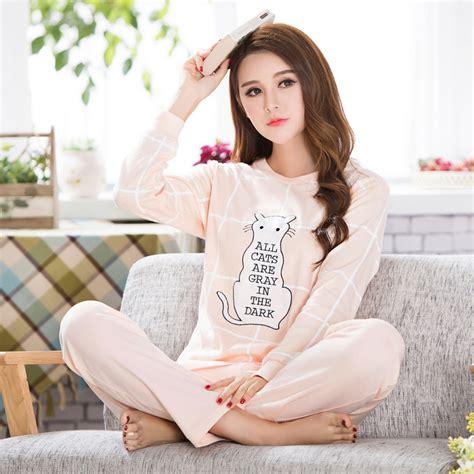 Baju Tidur Piyama Pajamas Wanita Remaja Dewasa 11 Teddy Pink model baju tidur wanita lengan panjang terbaru trendfashionterbaru